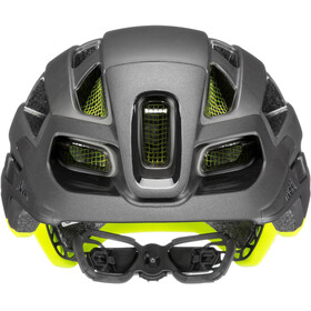 UVEX Finale 2.0 Helm grey/neon mat